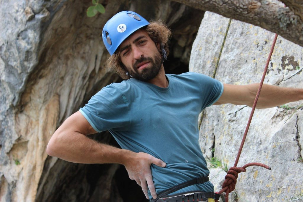 Blagaj Climbing - Salih Mulaosmanovic